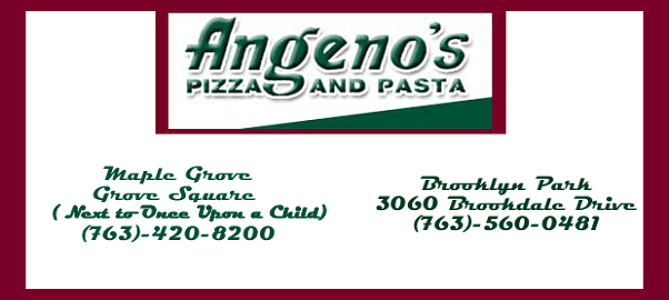Angeno's Pizza