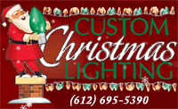 Custom Christmas Lighting