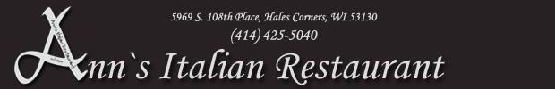Ann`s Italian Restaurant
