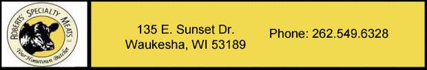 Roberts` Specialty Meats, LLC.