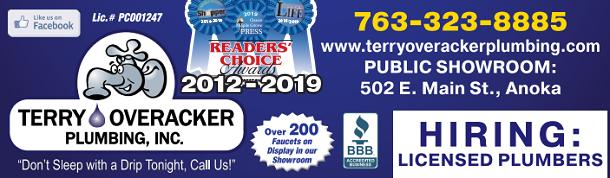 Terry Overacker Plumbing, Inc