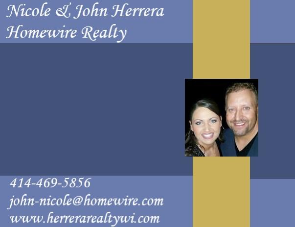 Nicole & John Herrera Homewire Realty