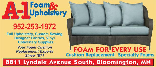 A-1 Foam & Upholstery