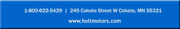 Holt Motors