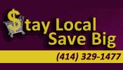 Stay Local Save Big ~ Waukesha