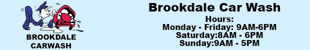 Brookdale Car Wash Coupons