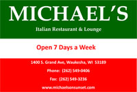 Michael's Italian Restaurant & Lounge